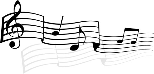Music Notes Vector by Vectorportal (on Flickr)
